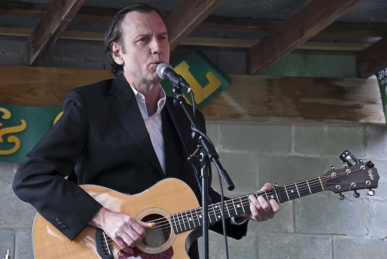 Jeff Talmadge, folk singer, Austin, March 2012