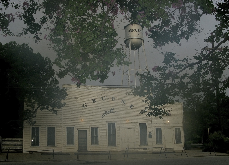 Gruene Hall, January 2012